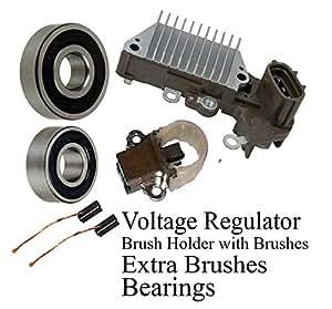 alternator rebuild kit voltage regulator. Black Bedroom Furniture Sets. Home Design Ideas
