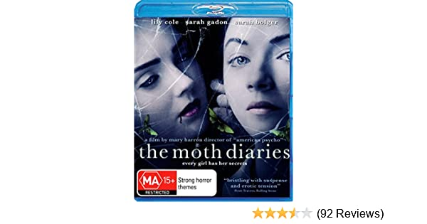 Amazon.com: The Moth Diaries: Sarah Gadon, Scott Speedman, Sarah Bolger Lily Cole, Mary Harron: Movies & TV
