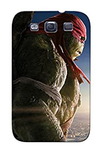 High Impact Dirt/shock Proof Case Cover For Galaxy S3 (raphael In Teenage Mutant Ninja)
