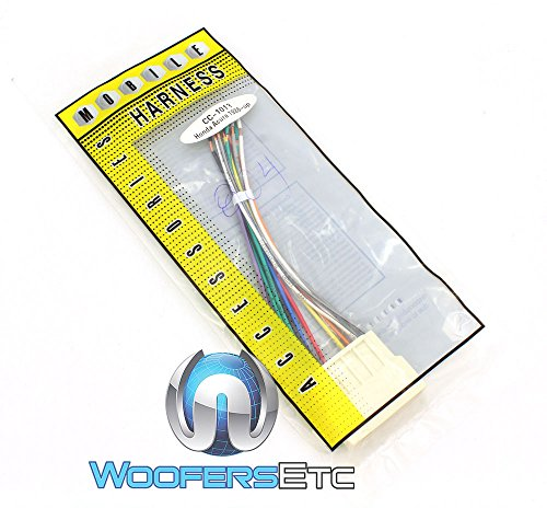 20 Pcs. CC-1013 18 Gauge OFC Car Stereo Wire Harness ()