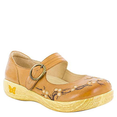Offers Embroidery - Alegria Womens Kourtney Tree Embroidery Clog - 40
