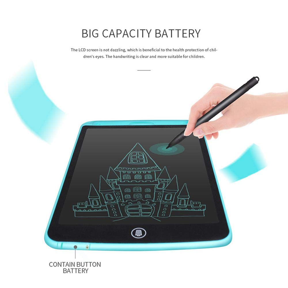 Gifts for Kids at School Home Electronic Doodle Board Digital Writing and Drawing Pad Reusable and Erasable Ewriter with Stylus Umiwe LCD Writing Tablet
