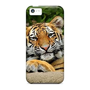 For GreJj192hswIe Hsome Kitty Protective Case Cover Skin/iphone 5c Case Cover