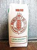Lupino, lupini macinati 1/3 mm (25 kg), concime per agrumi