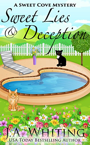 Sweet Lies and Deception (A Sweet Cove Mystery Book 12) cover