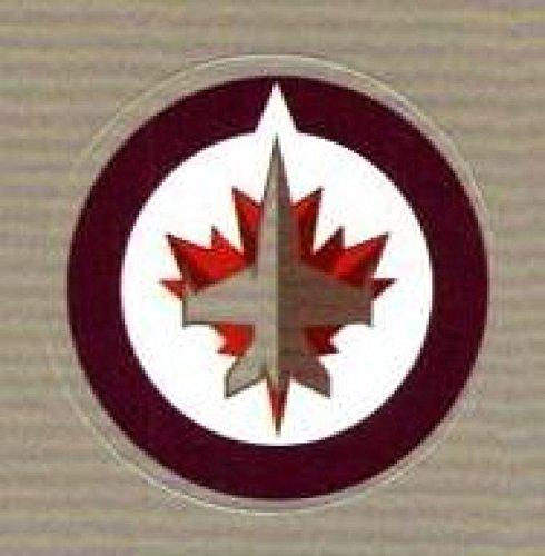 - Winnipeg Jets Lot of 10 NHL Logo Stickers - 1