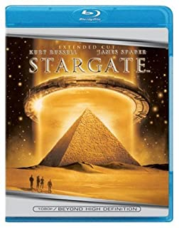 Stargate (Extended Cut) [Blu-ray] (B000HIVOI2) | Amazon price tracker / tracking, Amazon price history charts, Amazon price watches, Amazon price drop alerts