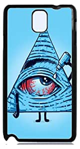 HeartCase Hard Case for Galaxy Note 3 III N9000 ( Beautiful Eye )