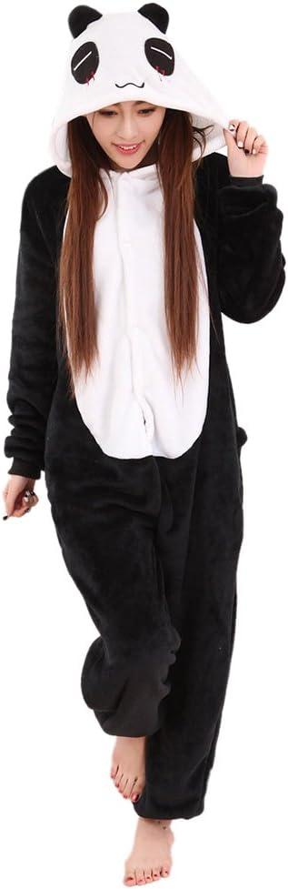 TOOGOO(R) - Pijama de cuerpo entero unisex, para mujer y ...