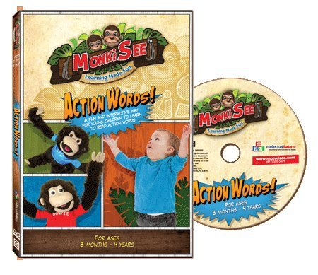 Action Words Dvd - Action Words
