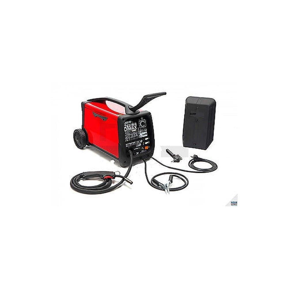 Telwin Bimax 152 Turbo - Soldadora Mig-Mag: Amazon.es: Bricolaje y herramientas