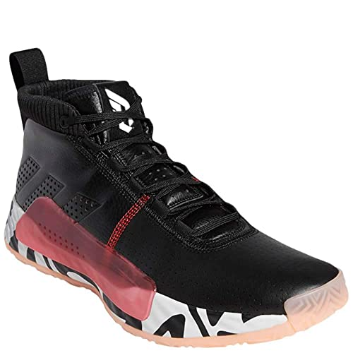 Adidas Dame 5 - Balón de Baloncesto para Hombre, Color Negro y ...