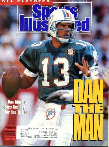 Miami Dolphins Sports Illustrated Cover - 8