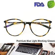 Blue Light Blocking Glasses 1.75