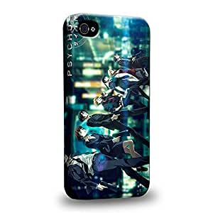 Diy iPhone 6 plus Diy fashion case for gril and kids Psycho-Pass Shinya Kogami Akane Tsunemori Nobuchika Ginoza Tomomi Masaoka 1287 Protective Snap-on Hard Back Case Cover for Apple iPhone 6 plus
