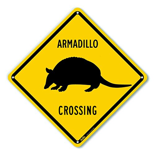 petka-signs-and-graphics-pkac-0154-na-armadillo-crossing-aluminum-sign-black-text-with-yellow-backgr