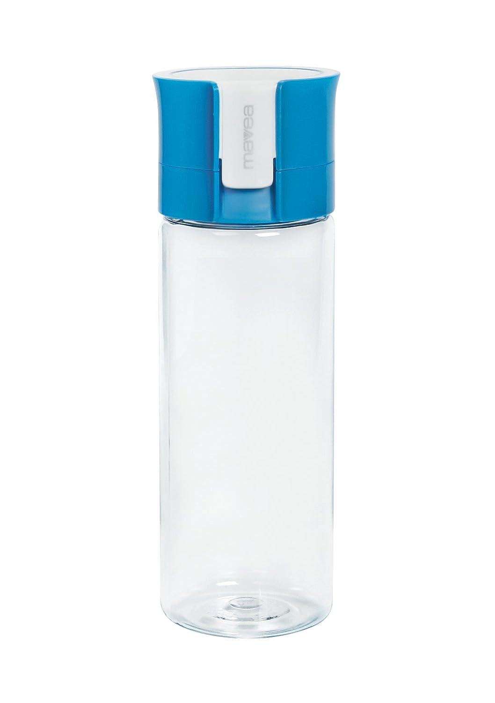 mavea microdisc Bouteille d'eau filtrante Bleu 1016383