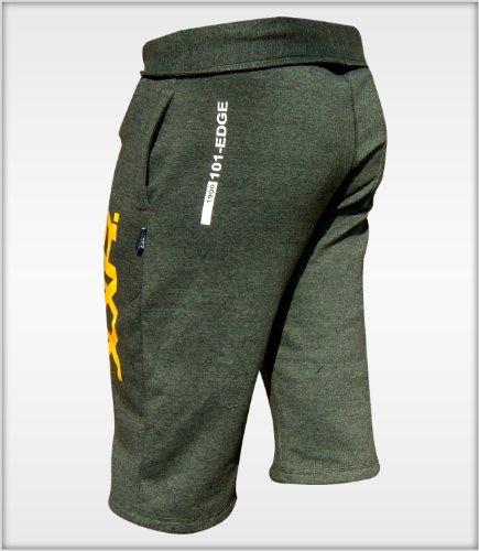 A pair of XXR Sleeveless Fleece hood /& Fleece Shorts Exercise Fitness Clothing