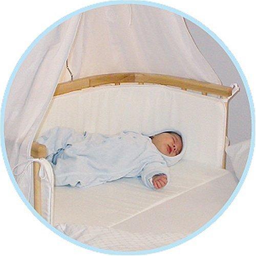 Babybay Cunax - Colchón estándar y protector para cuna de colecho [Importado de Alemania]: Amazon.es: Bebé