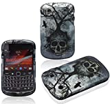 Best Blackberry-att-smartphones - 2D Tree Skull BlackBerry Bold Touch 9900 9930 Review