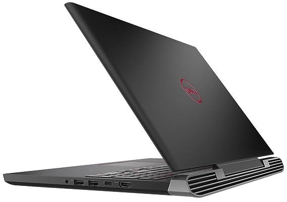 Dell Inspiron 15 7000 Gaming Series Edition 7577 15 6-Inch Full HD Screen  Laptop - Intel Quad-Core i7-7700HQ, 256GB SSD + 1 TB HDD, 16GB DDR4 Memory,
