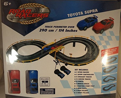 Grandex 61627M Battery Operated Race Track, Multi-Color for sale  Delivered anywhere in USA
