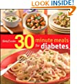 Betty Crocker 30-Minute Meals for Diabetes (Betty Crocker Cooking)