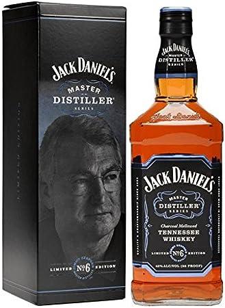 Jack Daniel's No 6 Master Distillery