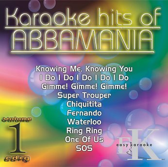 Abba - Cd+g - Easy Karaoke 2 X Disc Set - Abbamania Vol 1 & 2 In The Style Of The Original Artist By Abba - Zortam Music