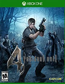 Resident Evil 4 - Xbox One Standard Edition     - Amazon com