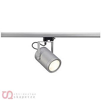 slv binario  SLV, Faretto LED per illuminazione su binario, incl. adattatore ...