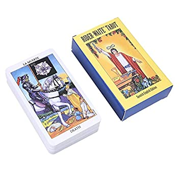 loonBonnie Magic Oracle Cards Earth Magic: Lee Fate Tarot ...