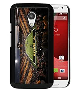 Fashionable And Unique Designed Case For Motorola Moto G 2nd Generation Phone Case With Iowa Hawkeyes football Black