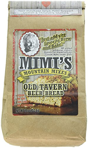 Old Tavern Beer - Old Tavern Original Beer Bread from Mimi's Mountain Mixes | Old fashion and yummy. Just add your favorite brew and bake