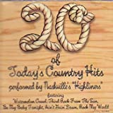 20 Of Todays Country Hits