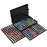 Gaga Professional 252 Colors Ultimate Eyeshadow Eye Shadow Palette Cosmetic Makeup Kit Set Make up Professional Box