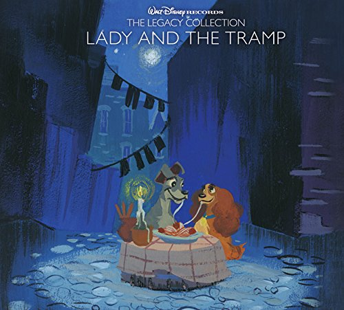 Walt Disney Records The Legacy Collection: Lady and the Tramp [2 CD] (Lady And The Tramp Characters Siamese Cats)