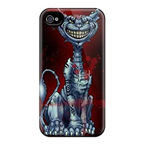 Scratch Resistant Hard Cell-phone Cases For Iphone 6plus (HFx3393uDKw) Custom HD Cheshire Cat Pattern