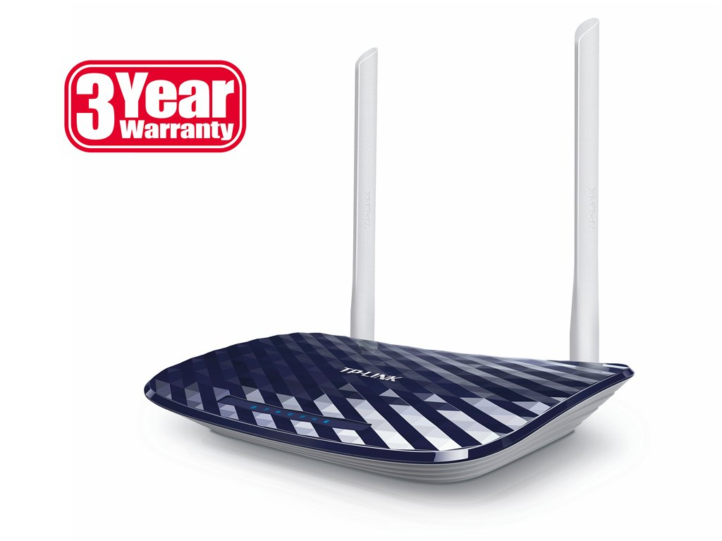 Router Dual WiFi Inalámbrico