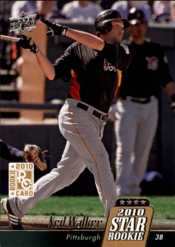 2010 Upper Deck Baseball Rookie Card #33 Neil Walker Near ()