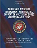 Wholesale Inventory Management and Logistics Support of Multiservice Used Nonconsumable Items, Department Navy, 1490541268