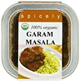 Spicely Organic Garam Masala Seasoning - Tin