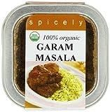Spicely Organic Garam Masala Seasoning - Tin