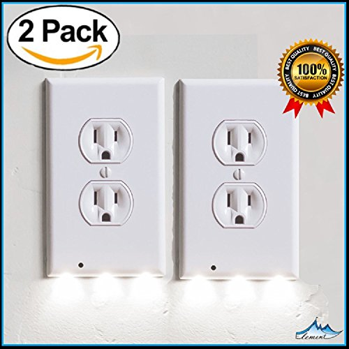 Led Night Light Outlet - 4