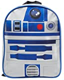 Star Wars Kids R2d2 Face Mini Backpack, One Size, Multi-colour Bp091410stw