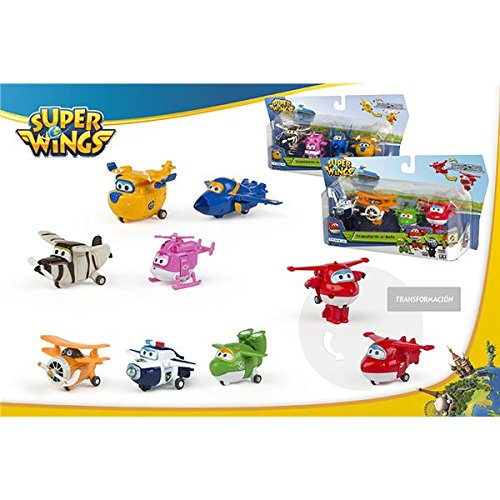 Super-Wings-Transform-a-bots-Pack-De-4-Modelos-surtidos-Se-Sirven-Segn-Disponibilidad