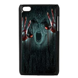 Ipod Touch 4 Screaming Phone Back Case Customized Art Print Design Hard Shell Protection YG084748