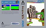 BC's QUEST FOR TIRES, ATARI 5200
