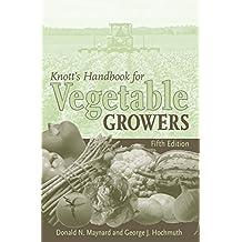 Knott's Handbook for Vegetable Growers