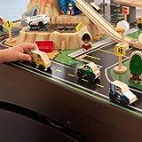 KidKraft Metropolis Train Table & Set